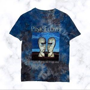 Pink Floyd Tie Dye Band Tee